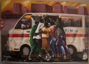 STRUGGLING IN TROTRO